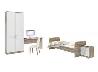 Набор мебели для детской комнаты «Прованс» №1 ГН-223.101