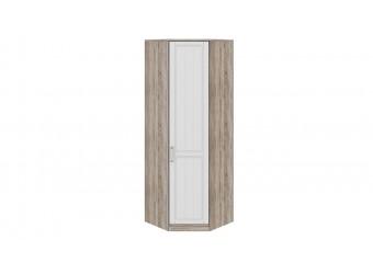 Шкаф угловой с 1-ой дверью правый «Прованс» СМ-223.07.026R