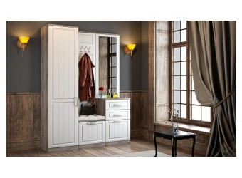 Набор мебели для прихожей «Прованс» №2 ГН-223.302