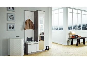 Набор мебели для прихожей «Прованс» №4 ГН-223.304