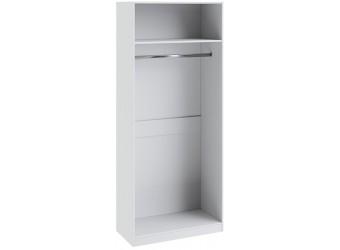 Шкаф для одежды с 2-мя дверями «Ривьера» (Белый) СМ 241.22.002