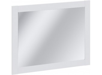Панель с зеркалом «Ривьера» (Белый) ТД-241.06.01