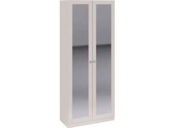 Шкаф для одежды с 2-мя зеркальными дверями «Саванна» СМ-234.22.02