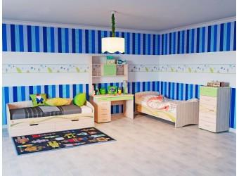 Мебель для детской Акварель 13