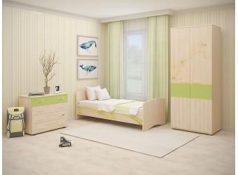 Мебель для детской Акварель 27