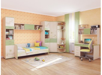 Мебель для детской Акварель 5