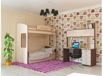 Мебель для детской Британия 16