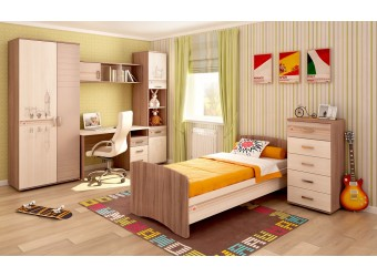 Мебель для детской Британия 2