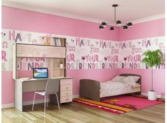 Мебель для детской Британия 20