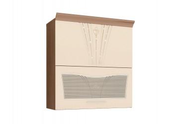 Шкаф-витрина Афина 18.81 (с системой плавного закрывания)