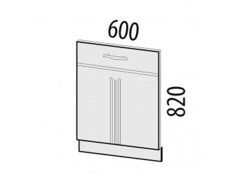 Панель для посудомоечной машины Каролина 11.69