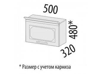Шкаф кухонный над вытяжкой Милана 23.12