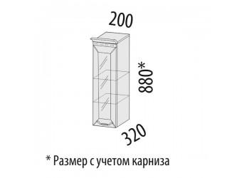 Навесной кухонный шкаф Оливия 71.19
