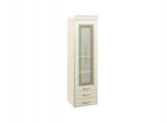 Шкаф-витрина кухонный напольный Оливия 71.31