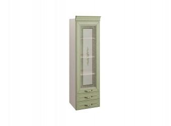 Шкаф-витрина кухонный напольный Оливия 72.31