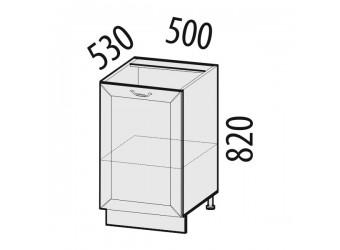 Шкаф кухонный Оливия 72.61 (под мойку)