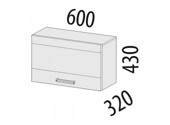 Шкаф кухонный над вытяжкой Палермо 08.14