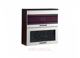 Шкаф-витрина Палермо 08.81 (с системой плавного закрывания)