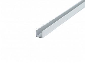 Планка для стеновой панели (соединительная) ПП1 торцевая