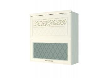 Шкаф-витрина Тиффани 19.81 (с системой плавного закрывания)