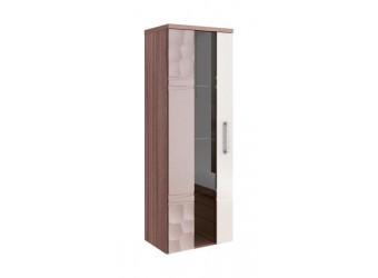Шкаф-витрина Мокко 33.04 малый левый