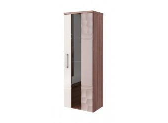 Шкаф-витрина Мокко 33.04 малый правый