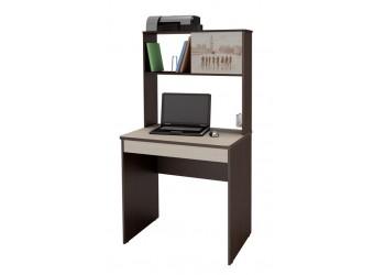 Компьютерный стол Орион 5.10 дуб венге, дуб кобург
