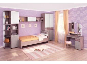Молодежная спальня Розали 3 от Витра