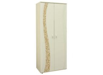 Двухстворчатый шкаф для одежды Соната 98.11