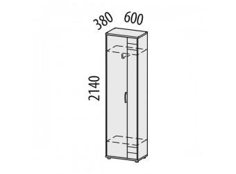 Шкаф для одежды Триумф 36.01 правый
