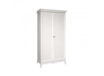 Двухстворчатый шкаф для одежды Амели АМШ2/2 (дуб)