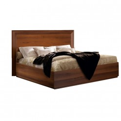 Двуспальная кровать с подъемным механизмом Амели АМКР140-1 (ноче)