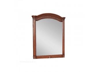 Настенное зеркало Карина-3 К3/01 (орех)
