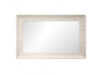 Настенное зеркало Роза Р1/01 (слоновая кость)