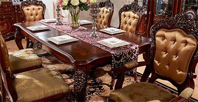 Обеденные столы (Китай)